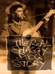 The Real Shaggy Dog Story  very old blues