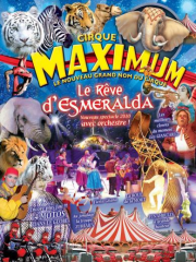 LE CIRQUE MAXIMUM A CARPENTRAS