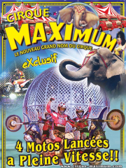 LE CIRQUE MAXIMUM A LENS