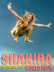 SHAKIRA - Sun comes out world tour