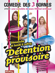 DETENTION PROVISOIRE