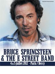 Bruce Springsteen & e-street band