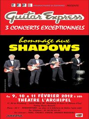 Guitar Express - Hommage aux Shadows