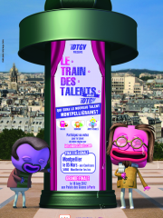 Le Train des Talents- Finale région Montpellier