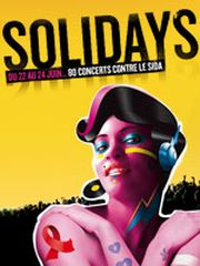 SOLIDAYS 2012 - PASS 3 JOURS