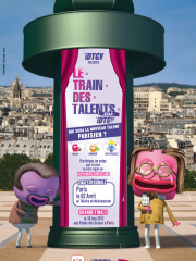 Le Train des Talents - Finale régionale Paris