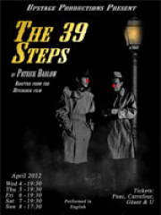 The 39 Steps De Patrick Barlow