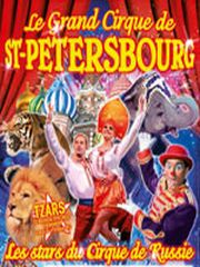 CIRQUE DE SAINT PETERSBOURG - Lens