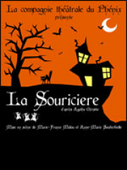 LA SOURICIERE (AGATHA CHRISTIE)  - THEATRE SAINT L