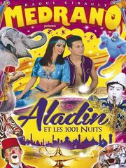 MEDRANO ALADIN ET LES 1001 NUITS - REDON