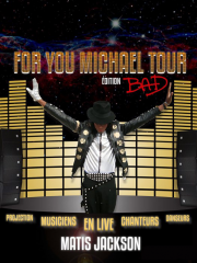 For You Michael JACKSON- Edition BAD