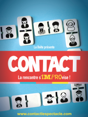 Contact, La rencontre s'improvise