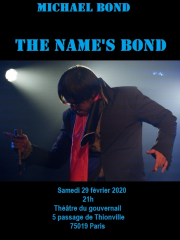 Michael Bond dans The Name's Bond