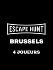 ESCAPE GAME BRUSSELS - 4 PERSONS - ESCAPE HUNT EXP