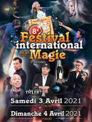 8e FESTIVAL INTERNATIONAL DE MAGIE - CASINO BARRIE