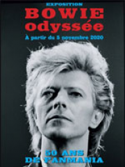 BOWIE ODYSSEE - LE PALACE
