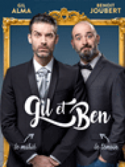 GIL ET BEN - L'ODEON - PEROLS