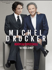 MICHEL DRUCKER - THEATRE MUNICIPAL LE COLISEE - LE