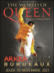 THE WORLD OF QUEEN - ARKEA ARENA